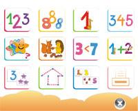 video isječak CD-a Učimo Brojeve