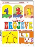 Učimo brojeve edukativne igre za djecu za učenje brojeva