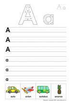 Slovarica - interaktivni cd za učenje slova, čitanja i pisanja